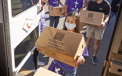 GCU-CityServe partnership delivers to those in need